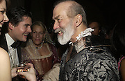 LEONIE FRIEDA AND PRINCE MICHAEL OF KENT. Andy and P{atti Wong host  party to cleebrate then Chinese New Year of the Dog. Royal Courts of Justice. Strand. London. 28 January 2006. © Copyright Photograph by Dafydd Jones 66 Stockwell Park Rd. London SW9 0DA Tel 020 7733 0108 www.dafjones.com