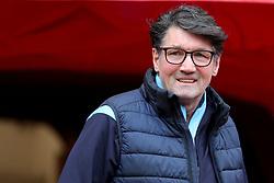 Luton Town interim manager Mick Harford