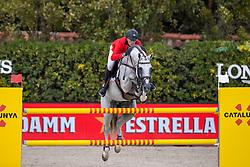 Wathelet Gregory, BEL, MJT Nevado S<br /> Longines FEI Jumping Nations Cup Final<br /> Barcelona 2021<br /> © Dirk Caremans<br />  03/10/2021