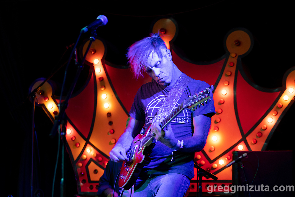 With Child performs during the Treefort Musical Festival on September 23, 2021 at Neurolux in Boise, Idaho.