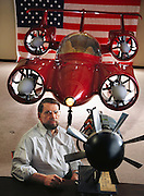 Skycar. M400 Skycar, developed by Paul Moller, founder and CEO of Moller International in Davis, California. According to Moller, it is able to be driven as a normal car, but also has four large turbofans, which provide the thrust to lift it into the air. Once in the air, the fans turn backwards to propel the skycar like an airplane. The Moller team says it will be able to reach speeds of up to 375 miles (600 kilometers) per hour. A computer will actually control the craft, meaning it will require little training. It contains 4160 HP (rotary) freedom engines. MODEL RELEASED.