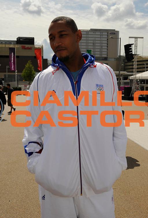 DESCRIZIONE : France Basketball Jeux Olympiques Londres <br /> GIOCATORE : Diaw Boris<br /> SQUADRA : France Homme<br /> EVENTO : FRANCE Basket Jeux Olympiques<br /> GARA : <br /> DATA : 30 07 2012<br /> CATEGORIA : Basketball Jeux Olympiques<br /> SPORT : BASKETBALL<br /> AUTORE : JF Molliere <br /> Galleria : France JEUX OLYMPIQUES 2012 Magazine<br /> Fotonotizia :France Basketball Jeux Olympiques Londres Village Olympique<br /> Predefinita :