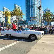 San Diego Holiday Bowl Parade 2017