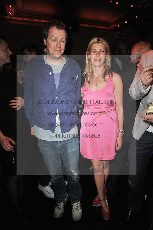 TOM & SARA PARKER BOWLES at a party to launch Esquire magazine's June issue hosted by new editor Alex Bilmes at Sketch, Conduit Street, London on 5th May 2011.