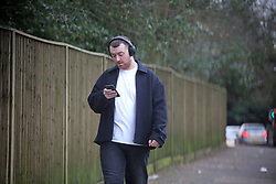 EXCLUSIVE: Sam Smith fuels up on coffee as they head outside after going through several 'stages of a quarantine meltdown' at their £12 million mansion The singer, 27, fuelled up on coffee as they strolled around North London, a day after telling followers they were in self-isolation amid the current coronavirus pandemic. Sam, who had shared an emotional Instagram post earlier in the day,. 20 Mar 2020 Pictured: Sam Smith. Photo credit: MEGA TheMegaAgency.com +1 888 505 6342