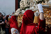 Sevilla, Spain. April 12th 2006..Scene of processions during the Holy week.