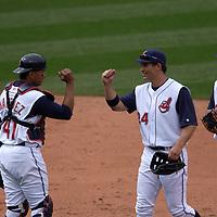 Victor Martinez, Cleveland Indians