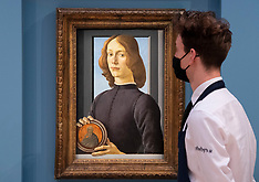 Sotheby's Botticelli 2nd December 2020