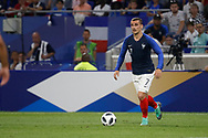Antoine Griezmann of France during the 2018 Friendly Game football match between France and USA on June 9, 2018 at Groupama stadium in Decines-Charpieu near Lyon, France - Photo Romain Biard / Isports / ProSportsImages / DPPI