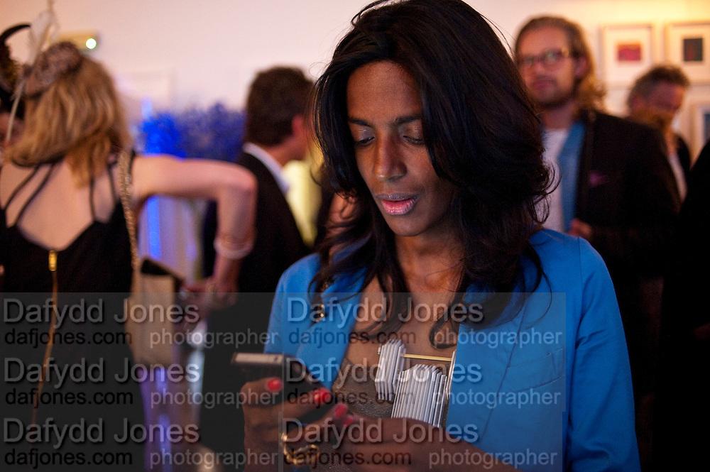 CHARMAINE PONNUTHURAI;, London On A Plate - launch of new iPhone app.<br /> Morton's Club, 28 Berkeley Square,  London, 1 June 2011<br /> <br /> <br />  , -DO NOT ARCHIVE-© Copyright Photograph by Dafydd Jones. 248 Clapham Rd. London SW9 0PZ. Tel 0207 820 0771. www.dafjones.com.