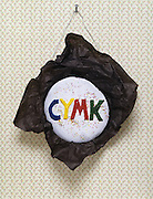 CYMK as wall decoration