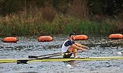 Caversham, Great Britain,   Mo SBIHI.  November sculling Test and Pairs race.  Caversham Lake, GB Rowing,  Training Centre.  Thursday 17/11/2011 [Mandatory Credit. Peter Spurrier/Intersport Images]