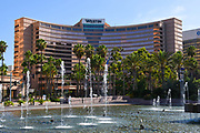 The Westin Hotel In Long Beach