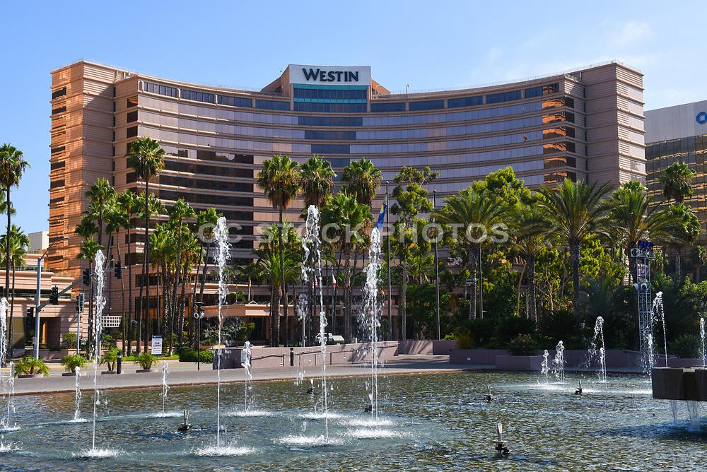 The Westin Hotel In Long Beach
