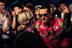 22.06.2019, Baumbar Areal, Kaprun, AUT, Austropop Festival, im Bild Falco - The Show // during the Austropop Music Festival in Kaprun, Austria on 2019/06/22. EXPA Pictures © 2019, PhotoCredit: EXPA/ JFK