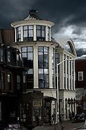 The Carr Theater. Boston, MA.