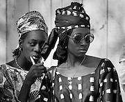 College girls - Dakar Senegal