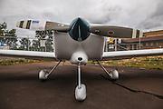 1996 Van's RV-6 at Wings and Wheels at Oregon Aviation Historical Society.