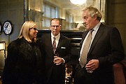 RONNI NEWHOUSE; JONATHAN NEWHOUSE; HENRY PORTER, Graydon and Anna Carter host a lunch for Carolina Herrera to celebrate the ipening of her new shop on Mount St. .The Connaught. London. 20 January 2010
