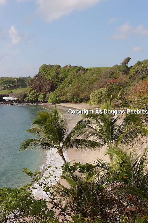 Hamoa Beach, Hana Coast, Hana, Maui, Hawaii, USA