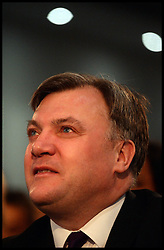 Ed Balls the Labour Party Special Conference being held at the Excel Centre. London, United Kingdom. Saturday, 1st March 2014. Picture by Andrew Parsons / i-Images