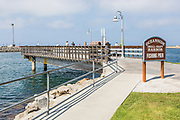 Oceanside Harbor Fishing Pier