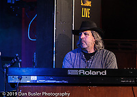 "Steve Lott ""The West Texas Refugee"" brought his own blues band to The Extended Play Sessions - Fallout Shelter in Norwood MA on October 4, 2019,"