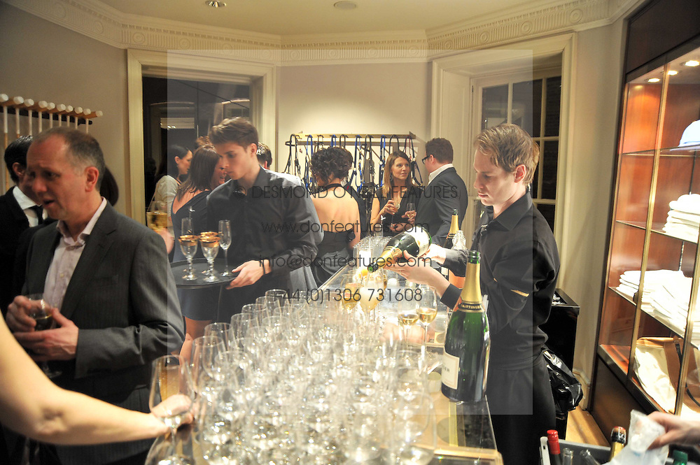 Atmosphere at the BAFTA Nominees party 2011 held at Asprey, 167 New Bond Street, London on 12th February 2011.