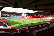 General view of the city Ground during the EFL Sky Bet Championship match between Nottingham Forest and Derby County at the City Ground, Nottingham, England on 11 March 2018. Picture by Jon Hobley.