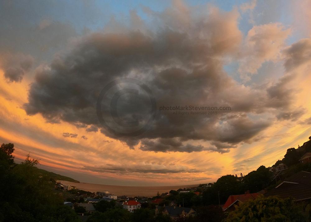 DCIM\100GOPRO\GOPR0817.JPG Sunsets and sunrises St Clair beach ,Dunedin,NZ.