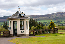 The Kings Course at the Gleneagles.