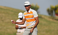 Rafa Cabrera-Bello (ESP) playing for birdies once again during Round One of the 2015 Alstom Open de France, played at Le Golf National, Saint-Quentin-En-Yvelines, Paris, France. /02/07/2015/. Picture: Golffile | David Lloyd<br /> <br /> All photos usage must carry mandatory copyright credit (© Golffile | David Lloyd)