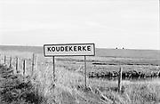 Het dorp Koudekerke, Walcheren
