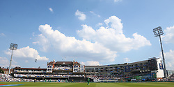June 18, 2017 - London, United Kingdom - View of The Kia Oval.during the ICC Champions Trophy Final match between India and Pakistan at The Oval in London on June 18, 2017  (Credit Image: © Kieran Galvin/NurPhoto via ZUMA Press)