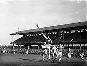 21/02/1960<br /> 02/21/1960<br /> 21 February 1960<br /> Railway Cup Semi-Finals: Ulster v Leinster at Croke Park, Dublin.