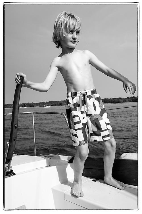 Freshwater sailor