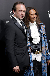 72th Film Festival of Cannes - Photocall of Chopard Trophy held at Agora in Cannes. 21 May 2019 Pictured: Vincent Perez, Karine Silla . 72th Film Festival of Cannes - Photocall of Chopard Trophy held at Agora in Cannes. Pictures: Laurent Guerin / EliotPress Set ID: 601011. Photo credit: Eliot Press / ELIOTPRESS / MEGA TheMegaAgency.com +1 888 505 6342