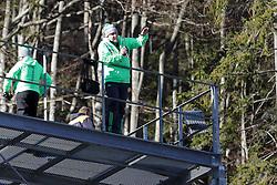 Goran Janus during ski jumping training in Nordic Center Planica before Four Hills Tournament, on December 21, 2016 in Nordic, Center Planica, Planica, Slovenia. Photo by Matic Klansek Velej / Sportida