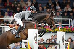 Weishaupt Philipp, (GER), Chico<br /> Rolex Grand Prix, The Grand Prix of Aachen<br /> Weltfest des Pferdesports Aachen 2015<br /> © Hippo Foto - Dirk Caremans<br /> 31/05/15