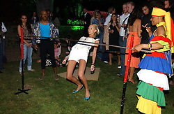 The HON.SOPHIA HESKETH at the Quintessentially Summer Party held at Debenham House, 8 Addison Road, London W14 on 15th June 2006.<br /><br />NON EXCLUSIVE - WORLD RIGHTS