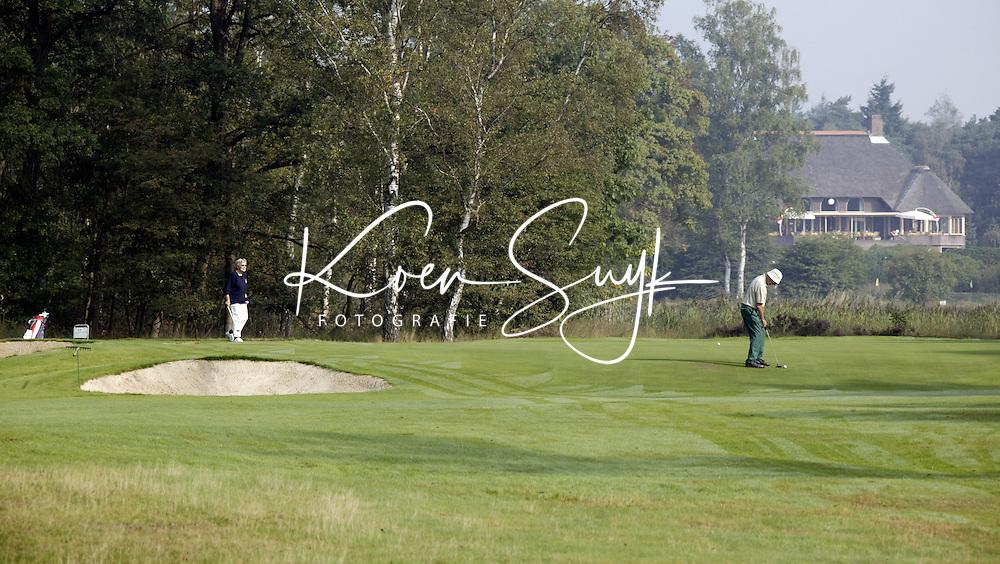 Eindhovensche Golf Club hole 16. Copyright Koen Suyk