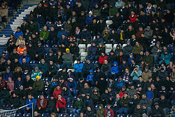 Falkirk 2 v 0 Ayr United, Scottish Championship game played 8/3/2019 at The Falkirk Stadium.