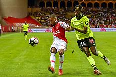 Monaco vs Lille 18 Aug 2018