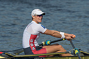 Sarasota. Florida  USA USA W2X. Bow. Meghan O'LEARY . Silver Medalist. Sunday Final's Day at the  2017 World Rowing Championships, Nathan Benderson Park<br /> <br /> Sunday  01.10.17   <br /> <br /> [Mandatory Credit. Peter SPURRIER/Intersport Images].<br /> <br /> <br /> NIKON CORPORATION -  NIKON D500  lens  VR 500mm f/4G IF-ED mm. 200 ISO 1/1000/sec. f 7.1