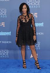 Kerry Washington  bei der Verleihung der 22. Critics' Choice Awards in Los Angeles / 111216