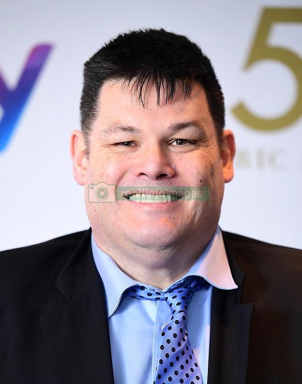 Mark Labbett attending the TRIC Awards 2019 50th Birthday Celebration held at the Grosvenor House Hotel, London.