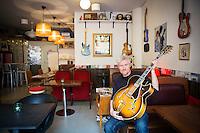 Twang, gitarraffär på Södermalm i Stockholm.