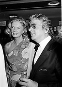 Lady Melchett and Nicky Haslam. Pirates party, Lyceum. London. 26 May 1982. © Copyright Photograph by Dafydd Jones 66 Stockwell Park Rd. London SW9 0DA Tel 020 7733 0108 www.dafjones.com