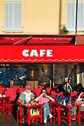 Cafe Senequier, Saint Tropez, France
