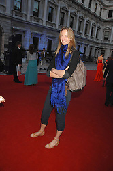 CELIA CHANCELLOR at the Royal Academy of Art Summer Exhibition Preview Party on 4th June 2008.<br /><br />NON EXCLUSIVE - WORLD RIGHTS
